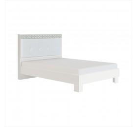 Кровать с мягкой спинкой 1,4 Белла