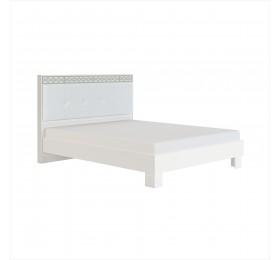 Кровать с мягкой спинкой 1,6 Белла