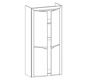Гарда шкаф 2-х дверный