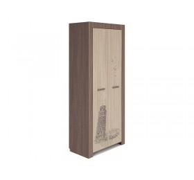 Шкаф для одежды Город мод № 9
