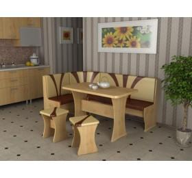 Кухонный уголок Титул-2 (тюльпан)
