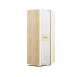 Оливия мод №15 шкаф угловой с зеркалом