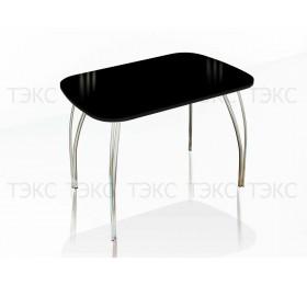 Стол со стеклом Лотос 1100х700