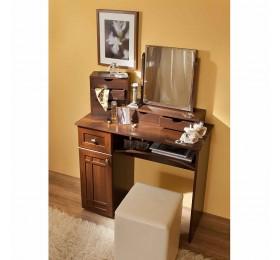 Трюмо c ящиками для туалетного столика SHERLOCK 55