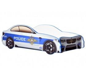 """Кровать машинка """"Полиция"""