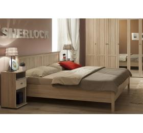 Кровать  (900) SHERLOCK 45
