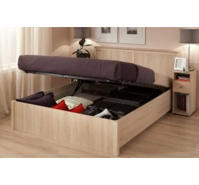 Кровать с подъемным механизмом (1400) SHERLOCK 43,2