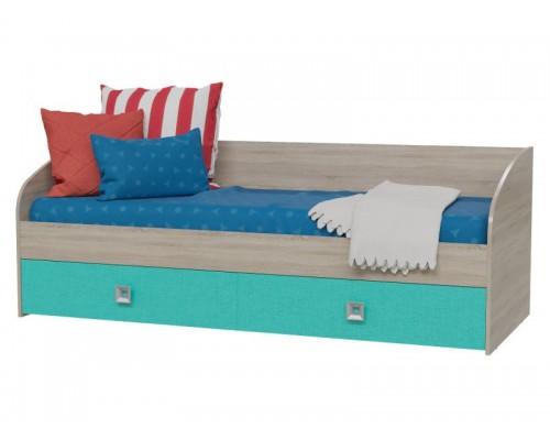 Кровать односпальная Сити