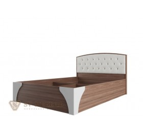 Кровать 1,6 (пуговицы)