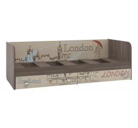 """Кровать с ящиками Кр-21""""Лондон"""""""