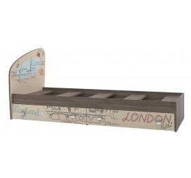 """Кровать с ящиками Кр-19 """"Лондон"""""""