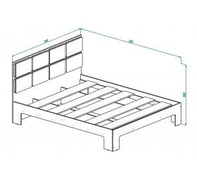 Кровать КР12